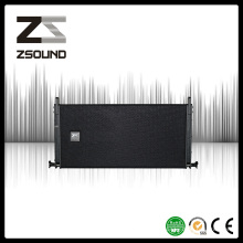 Sistema de matriz de linha Zsound La110 PRO som Mini Bi-AMP