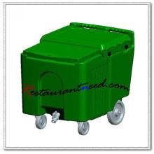P267 110L Nouveau chariot à glace coulissant
