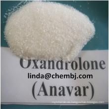 Anavar Esteroides anabólicos orales Oxand Rolone para el edificio del músculo 53-39-4