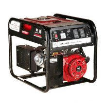Beweglicher Generatoren-Generator 5kw 220V, Benzin-Elektromotor-Generator-Satz Preis, 5kVA Benzin-Energie-Generator für Verkauf