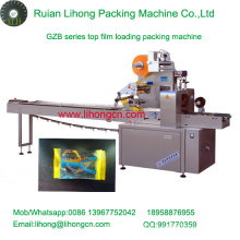 Gzb-250A High Speed Pillow-Type Automatic Chocolate Cracker Wrapping Machine