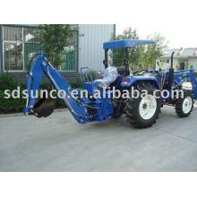 LW-6\7\8\10\12 Backhoe Tractor
