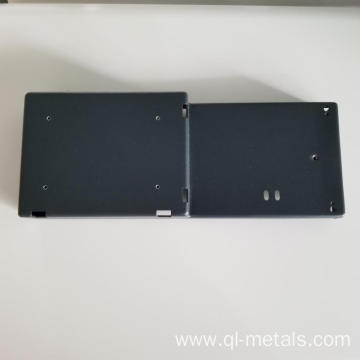 1.5mm SPCC Sheet Metal Parts with Powder Coating