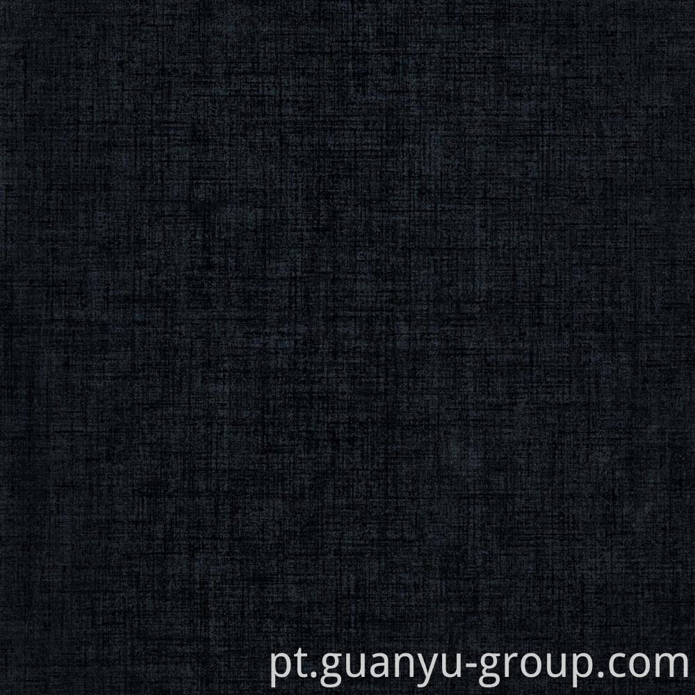 Black Brocade Matt Finish Floor Tile