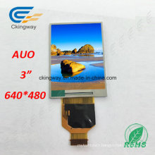 "A030vvn01 3"" 45 Pin Spi Interface TFT LCD Display"