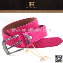 Fashionable colorful custom wholesale fancy belts for girls