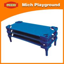 Mich Plastic Kid′s School Bed for Kindergarten (1213C)
