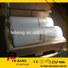 Feuille d'aluminium pour condensateurs 3003 H24