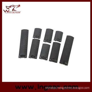 Tactical Gun Accessories Handguard Bd EGO Combination Rail Cover 8PCS Set for Airsoft