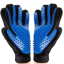 Pet Grooming De-shedding Gloves