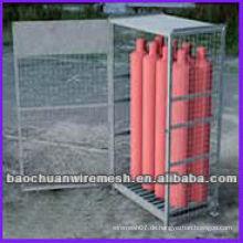 Gas mit verzinkten Lagerkäfigen