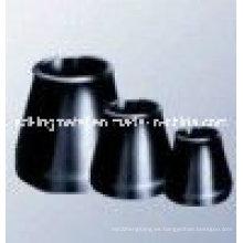 Reductor concéntrico sin soldadura de acero al carbono