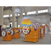 Mineral Crushing Equipment Rock Crusher/Jaw Crusher for Rock