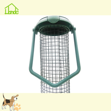 Alimentador de pájaros impermeable al aire libre respetuoso del medio ambiente