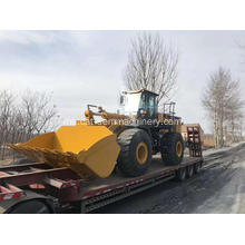 8 TON HEAVY DUTY WHEEL LOADER DELIVERY FAST