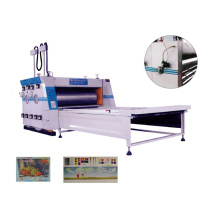 Packing Automatic Carton Printing Machine (ZSYC-D)
