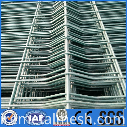 v fold welded wire mesh