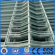 High strength welded wire mesh fence