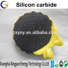Carbure de silicium de noir de la pureté 98,5% / SIC Fabricant
