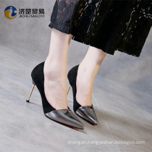Woman shoes new arrivals 201sexy 9cm silver high heels shoes