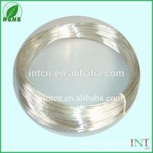 Alambre de la aleación de níquel plata material eléctrico