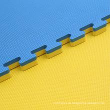 2.5cm Puzzle Blatt Muster 100cmX100cm Puzzle Mat