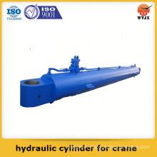 Marine hydraulic cylinder for crane