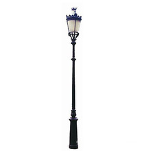 Outside Pathway Landscape Powerful Led Solar Lamp Post for Garden Outdoor