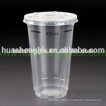 Custom Take Away 17oz Clear Printing Одноразовые пластиковые стаканчики