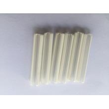 Optische Faser Schrumpfschlauch Kunststoff Hülle / Faser Splice Schutzhülsen / Faser-Optik-Kabel Spleißschutz mit Stahl benötigen