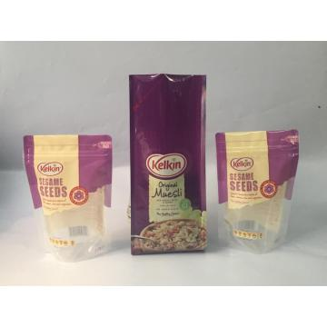Packaging Stand Up Pouch For Food Grade