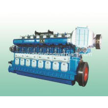 1000 - 2000kW middle speed HFO fired Generator Set