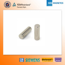 D8*25mm N42 Neodymium Magnet
