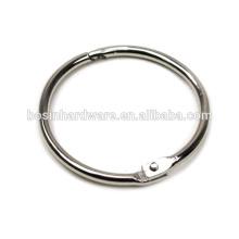 Fashion High Quality Metal 38mm Binder Ring