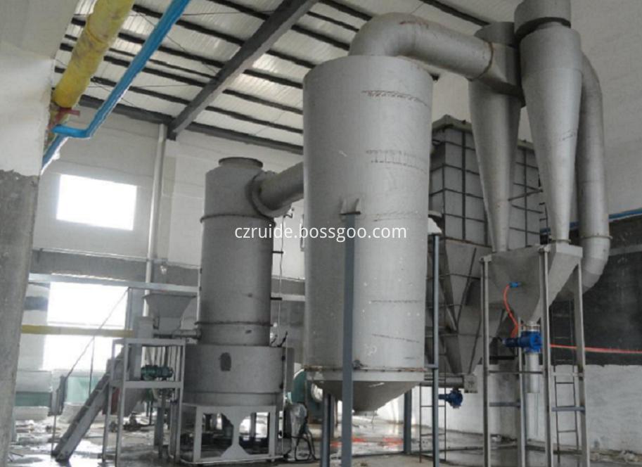Sodium metabisulfite drying machine, dryer (drier)