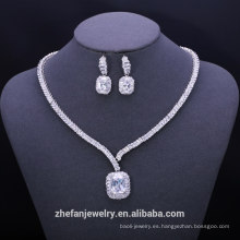 Conjunto de joyas italianas para ropa futura