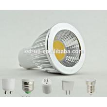 Éclairage mousse led de 7 watts, projecteur conduit, ampoules led de zhongshan