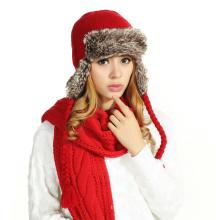 (LKN15027) Плюшевые зимние флисовые шляпы с ушами