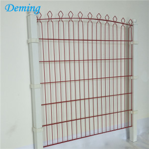 Giant Metal Welded Horizontal Wire Mesh Fence