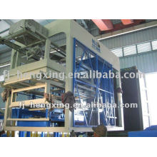 HOT Sale HQTY8-15 cement hollow brick making machine