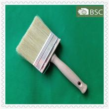 Shxb-0023 Wooden Handle Imitation Bristle Ceiling Brush