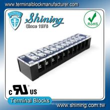 TB-33510CP Conector de terminal de linha dupla de 10 pinos 300V com 35A