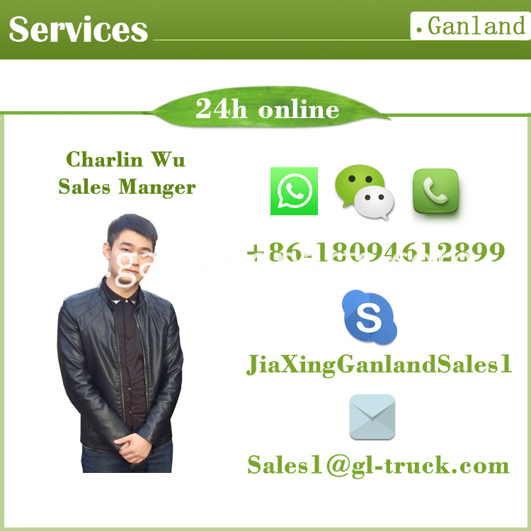 ganlandparts services