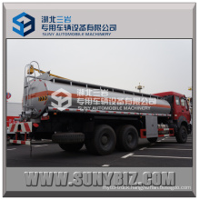 High Quality Faw 6X2 Mobile Fuel Truck 20000liters for Sale