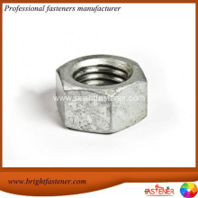 Customized for Heavy Hexagonal Nuts High Quality Heavy Hexagon Nuts ASTM A563M supply to Burkina Faso Importers