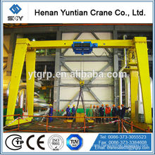2017 Hot Selling Light Weight Gantry Crane 10 Ton