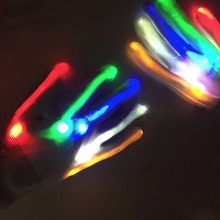 Harga rendah Finger Light Led Glowing Gloves