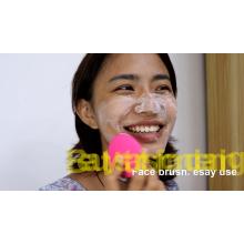 brosse de nettoyage brosse de nettoyage du visage en silicone
