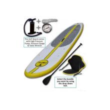 Aufblasbares Paddle Surfing Stand Up Sup Board mit Zubehör