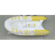RIB-Boot 330 tiefe V-Fischerboot